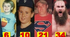 WWE Braun Strowman ★Transformation From 4 To 34 Years Old★