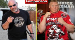 Brock Lesnar Vs Goldberg Comparison(Biography★Wife★Family★Income★Net Worth★ Finisher)
