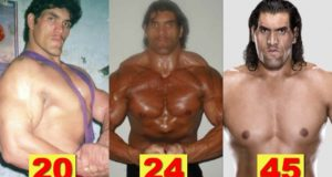 WWE Great Khali ★Transformation From 17 To 45 Years Old★