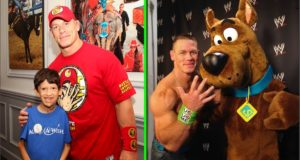 If you Hate John Cena watch this video!! You'll change your mind!