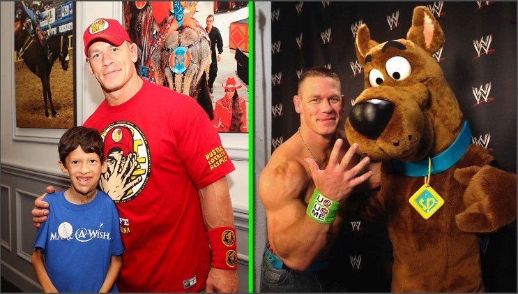 Photo of If you Hate John Cena watch this video!! You'll change your mind!