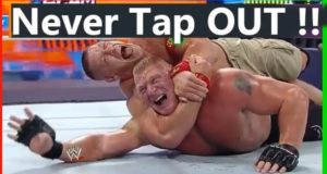 Top 5 Latest WWE Wrestlers Who Never Tapout