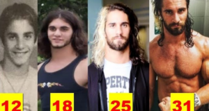 Seth Rollins ★Transformation From 5 to 32 Years Old★