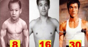 Bruce Lee ★Transformation From 1 To 32 Years Old★
