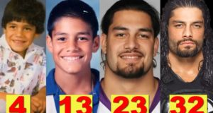 WWE Roman Reigns ★Transformation From 1 To 32 Years Old★