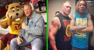 If you Hate Brock Lesnar watch this video!! You'll change your mind!