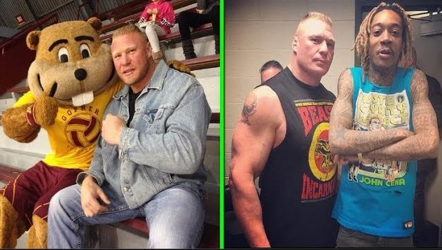 Photo of If you Hate Brock Lesnar watch this video!! You'll change your mind!