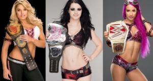50 Shocking WWE Divas Champion In Wrestling History