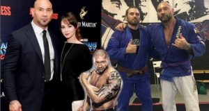WWE Dave Batista (The Animal) In Real Life You Need To See [HD]
