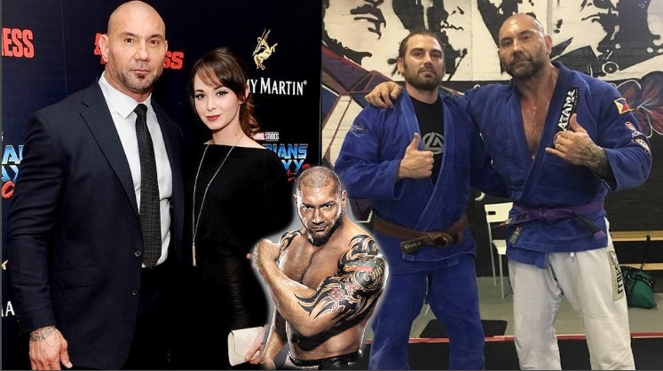 Photo of WWE Dave Batista (The Animal) In Real Life You Need To See [HD]
