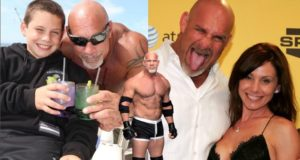 WWE Bill Goldberg (The Man) In Real life You Need To See [HD]