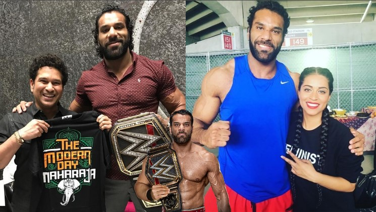 Photo of WWE Jinder Mahal (Man OF Peace) In Real Life You Need To See [HD]