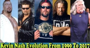 WWE Kevin Nash (Big Daddy Cool) Evolution From 1990 To 2017