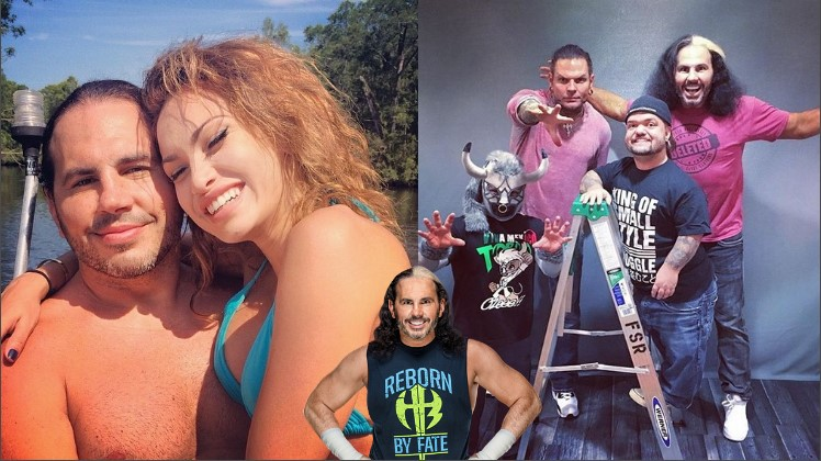 Photo of WWE Matt Hardy (High Voltage) In Real Life You Need To See [HD]