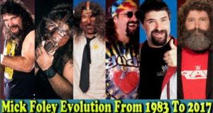 WWE Mick Foly (Mankind) Evolution From 1983 To 2017