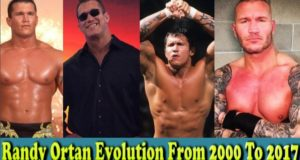 WWE Randy Ortan (The Viper) Evolution From 2000 To 2017