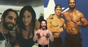 WWE Seth Rollins (The Architect) In Real Life You Need To See [HD]