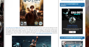 How to Download Harry Potter and The Deathly Hallows Part 2 From Ocean of Games in Urdu/Hindi