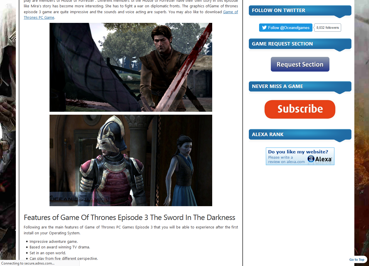 Photo of How to Download Game of Thrones From Ocean Of Games In Hindi/Urdu