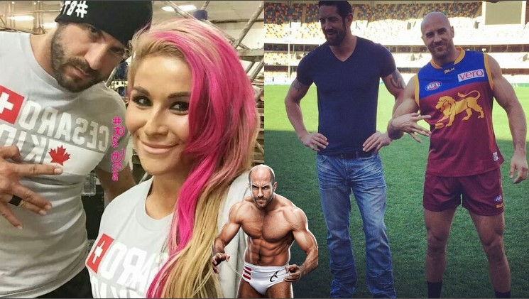 Photo of WWE Cesaro (Swiss Superman) In Real Life You Need To See [HD]