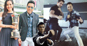 Donnie Yen Ji-dan (Ip Man) In Real Life You Need To See [HD]