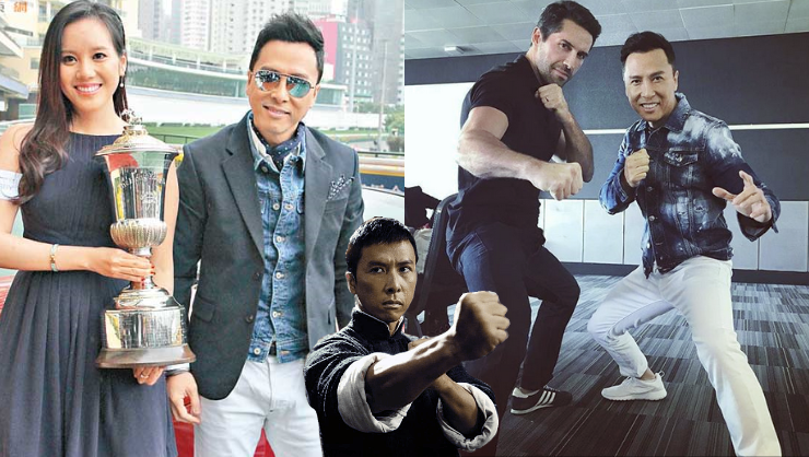 Photo of Donnie Yen Ji-dan (Ip Man) In Real Life You Need To See [HD]