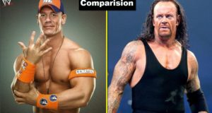 The Undertaker Vs John Cena Comparison(Biography★Wife★Family★Income★Net Worth★ Finisher)