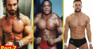 Top 22 Shocking WWE Superstars Best physiques In Wrestling History (Part -2)