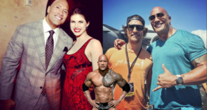Dwayne Johnson (The Rock) In Real Life You Need To See [HD]