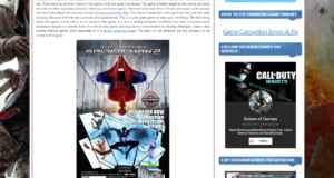 How to Download The Amazing Spider man 2 From Ocean of Games in Urdu/Hindi