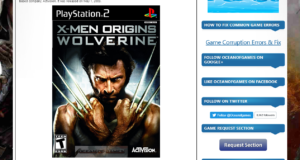 How To Download X Men Origins Wolverine From ocean of games in Urdu/Hindi
