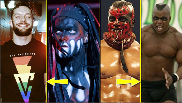 Photo of Top 10 WWE Wrestlers Without Face Paint and Face Mask In Real Life