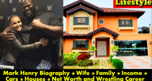 Mark Henry Life Know Everything||Wife and Kids||Wrestling Career