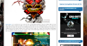 How To Download Street Fighter 5 from ocean of games in Urdu/Hindi