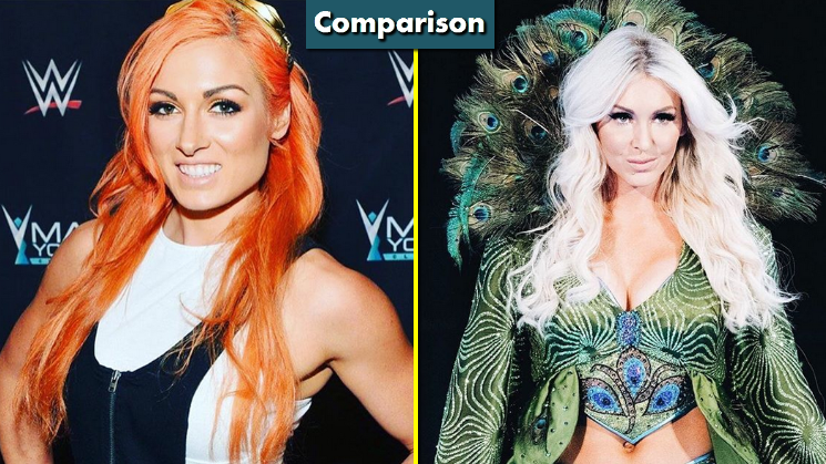 Photo of WWE Becky Lynch Vs Charlotte Flair Comparison(Biography★Husband★Family★Income★Net Worth★ Finisher)