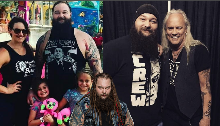 Photo of WWE Bray Wyatt (Husky Harris) In Real Life You Need To See [HD]
