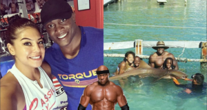 WWE Bobby Lashley (Black Lesnar) In Real Life You Need To See [HD]