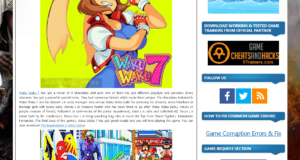 How To Download Waku Waku 7 from ocean of games in Urdu/Hindi