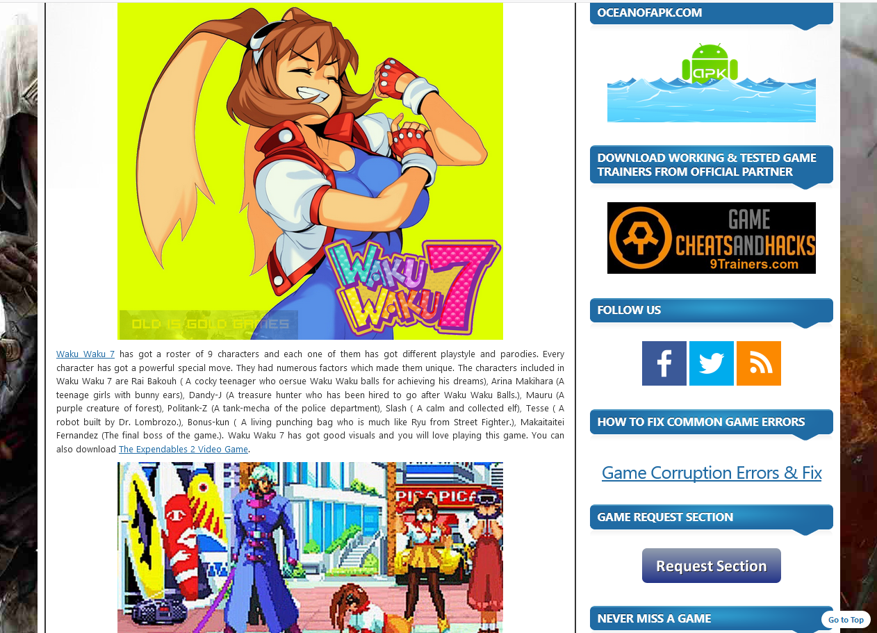 Photo of How To Download Waku Waku 7 from ocean of games in Urdu/Hindi