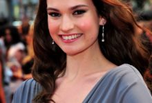 Photo of Lily James Biography,Weight,Height,Body,Career,Age and More