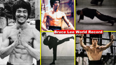 Photo of Bruce Lee Made 7 World Records In Martial Arts Guinness Book [HD]