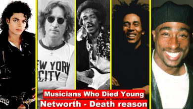 Photo of Top 6 Richest Musicians Who Died Young(Net worth -Died Reason)[HD]