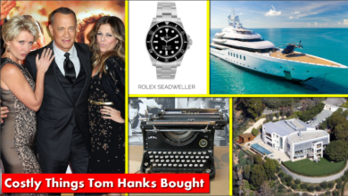 Photo of The 6 Crazy Expensive Things Tom Hanks Has Bought [HD]