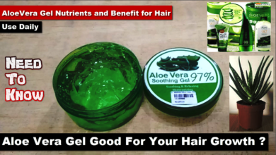 Photo of Aloe Vera Gel Good For Hair Growth?||Benefits||Nutrients [HD]