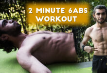 Photo of 2 Minutes Easy 6 ABS Workout For Beginners/Youngsters At Home (Result Guaranteed!)