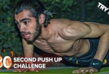 Photo of 30 Seconds Push Up Challenge! Can You Do More?
