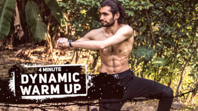 Photo of Quick Dynamic Warm Up For Every Age Person(4 Minute Best Routine)