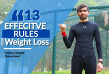Photo of 13 Rules For Weight Loss| Helpful Tips