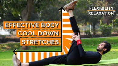 Photo of Full Body Cool Down After Exercise | 25 Stretches
