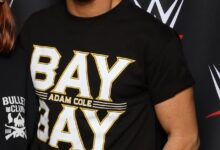 Photo of Adam Cole Biography,Weight,Height,Body,Career,Age and More
